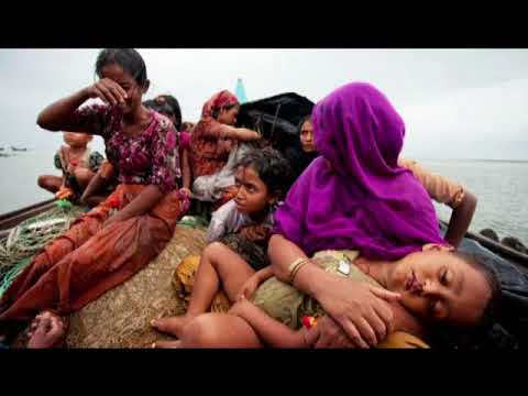 -Müsəlmanların Myanma qətliyamı-Mass massacre of muslims by buddhists in Myanmar