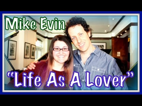 "Mike Evin shows off his sensual side on new album ""Life As A Lover""-The Gracie Note"