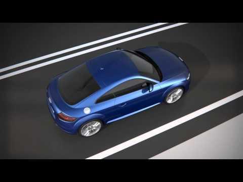 Audi TT Animation Four Wheel Drive quattro | AutoMotoTV
