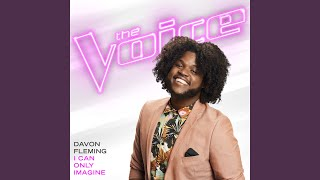 Download Mp3 I Can Only Imagine  The Voice Performance