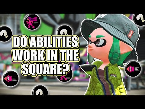 Do Gear Abilities Work In The Square?
