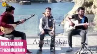 Azad Uzkan Qerej dağe berbaye 2018 Akustik - 128K