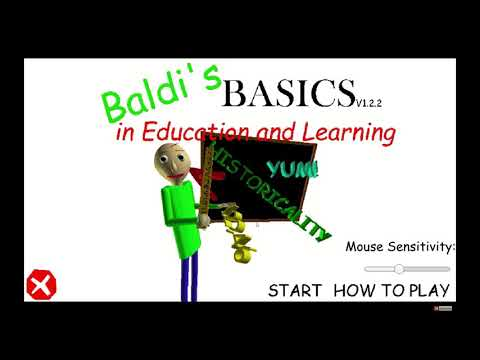 Welcome to Baldy's Basics and Educational Learning that's me