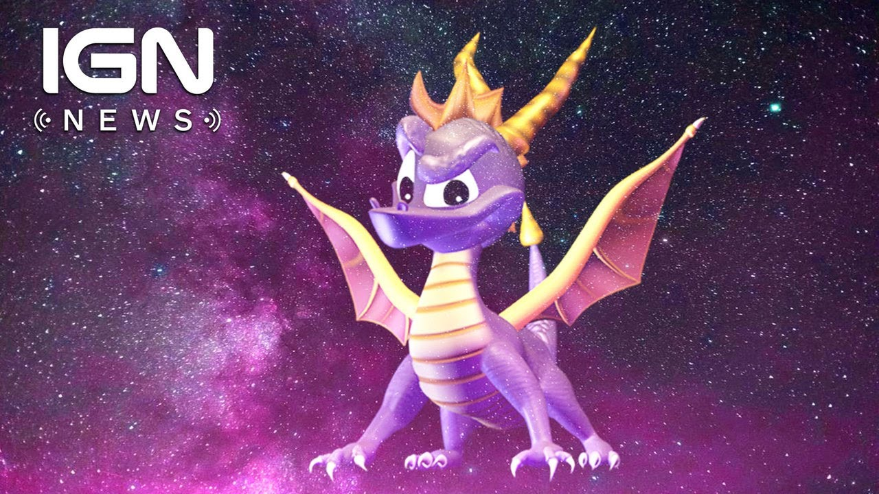 Spyro the Dragon Trilogy Remaster Reportedly in the Works – IGN News