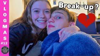 DID THEY BREAK UP? || Vlogmas 12