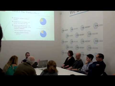 WiP session on Georgian Foreign Fighter Deaths in Syria and Iraq (part 2)