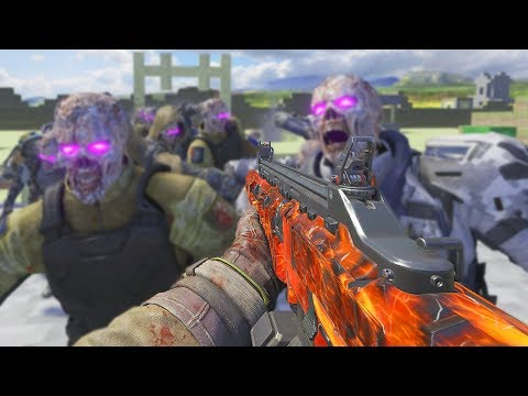 MINECRAFT ZOMBIES ONE WINDOW CHALLENGE RIP.. (Call of Duty Black Ops 3 Zombies)