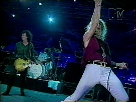 Jimmy Page and Robert Plant LIVE in Rio de Janeiro 1996 (TRUE STEREO/REMASTERED)