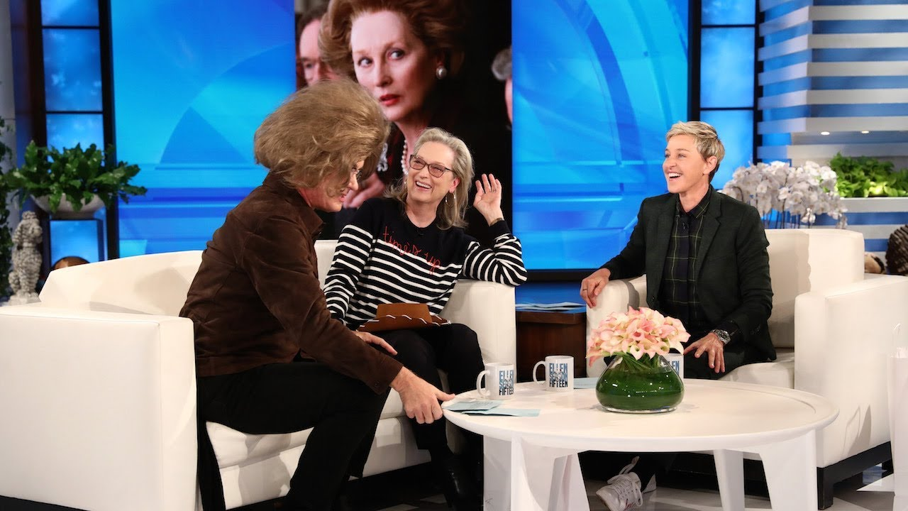 Tom Hanks and Meryl Streep Play Each Other's Iconic Characters