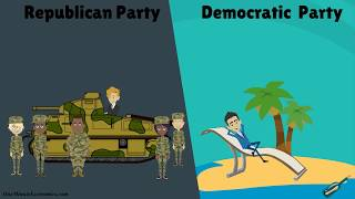 Difference Between Republican and Democrat Party