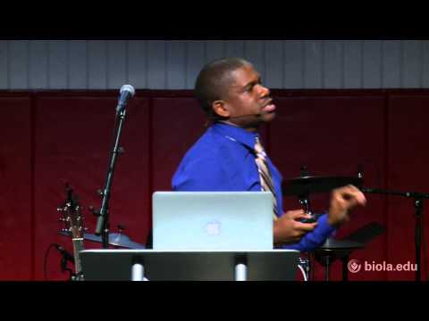 Joshua Smith: Genesis 22: Demystifying the Faith of Abraham - Biola University Chapel