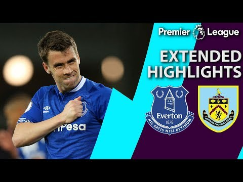 Everton v. Burnley | PREMIER LEAGUE EXTENDED HIGHLIGHTS | 5/3/19 | NBC Sports