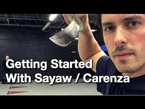 Getting Started with Sayaw - The Filipino Weapons Dance with Paul Ingram