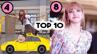 My TOP 10 FAVORITE Lisa Moments of All Time | BLACKPINK