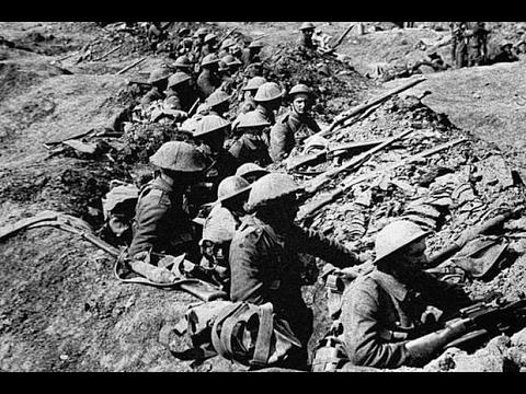 Did Britain start the World Wars?