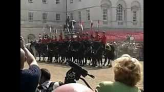 changing of the guard horseguards parade 23/5/12