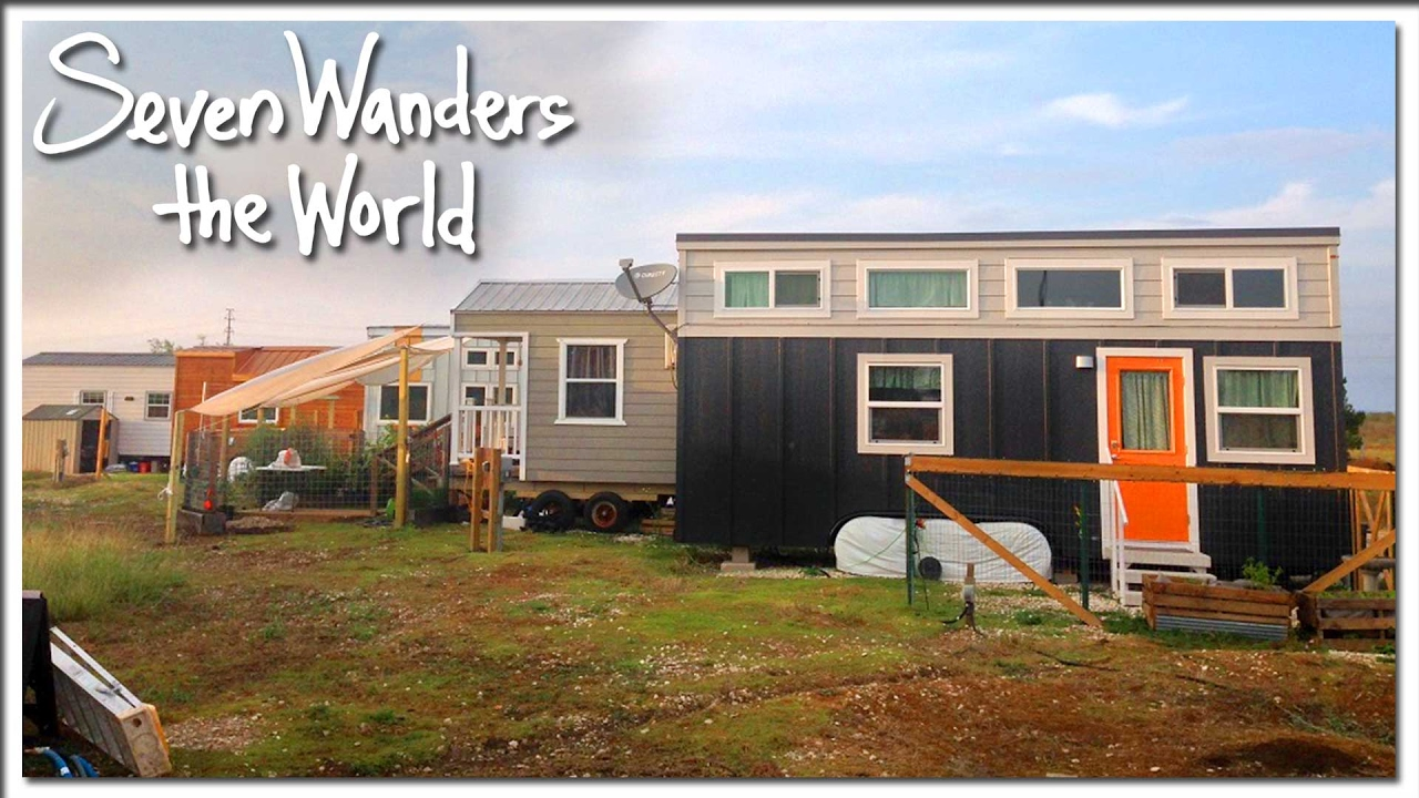 tiny house community austin. Failed Attempt To Tour A Tiny House Community In Austin TX E165 O