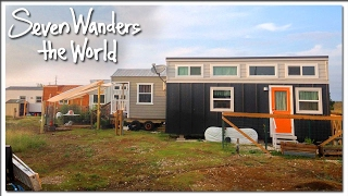 Failed Attempt to Tour a Tiny House Community in Austin TX E165
