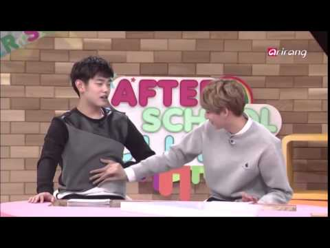 U-KISS KEVIN: A Fan Stuck Her Hand In My Shirt At a Concert