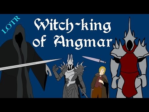 LOTR: Witch-king of Angmar en streaming