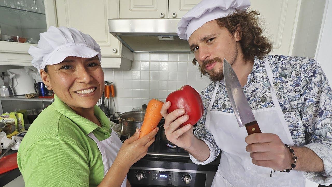 Chef Luisillo vs COCINA PERUANA