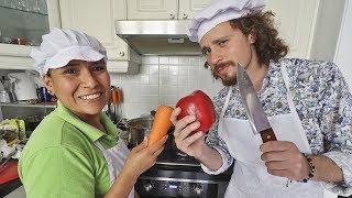 Chef Luisillo vs COCINA PERUANA 🇵🇪👨🏽🍳