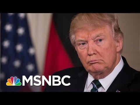 President Trump Focuses On Funding Border Wall As Shutdown Looms | Morning Joe | MSNBC