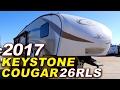 2017 Keystone Cougar 26rls - Fifth Wheel - Holiday World of Katy (281.371.7200)