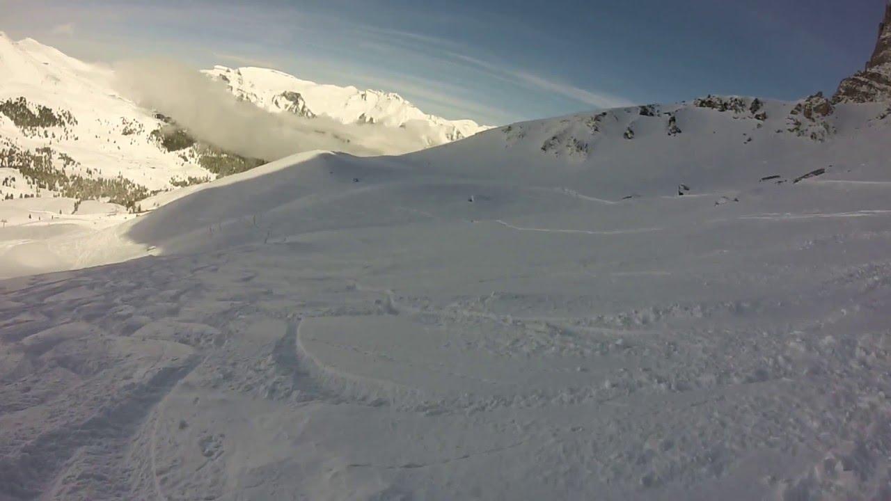 Grindelwald - eiger-nordwand freeride (