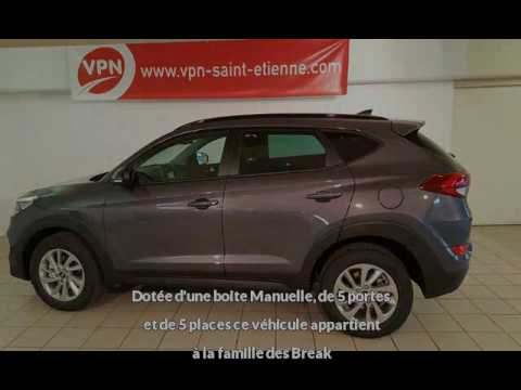 hyundai tucson 1 7 crdi 115 intuitive 2wd gps vendre saint etienne chez vpn autos youtube. Black Bedroom Furniture Sets. Home Design Ideas