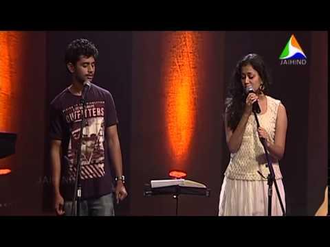Pookal Pookum  Madrasapattinam cover by Amritha & Jyothi Krishna  Dhwani JaihindTV   YouTube