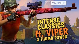 Intense Classics | PUBG Mobile | Powered By OnePlus