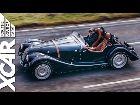 Morgan Plus 8 Speedster: Looks Retro, Sounds Like Thunder - XCAR