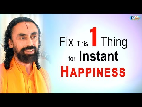 Forgetting Our Blessings - The Path to UnHappiness | Swami Mukundananda