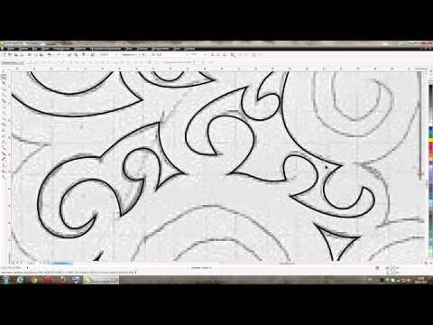 видео: Отчерчивание чертежа