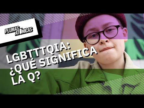 ¿Qué significa la Q en las siglas LGBTTTQIA?