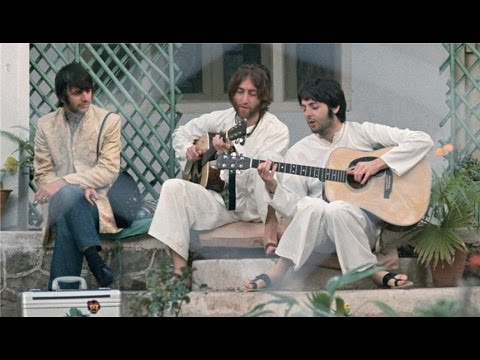 The Beatles: Spiritual Regeneration Song , Rishikesh 1968