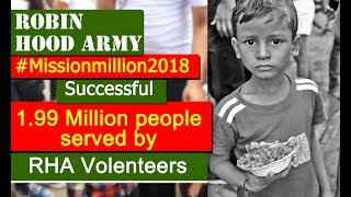 Robin Hood Army Indore | Robin Hood Army Special Story | MissionMillion2018 | Independence Day 2018