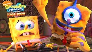 SpongeBob SquarePants + Nicktoons: Globs of Doom - Full Game Walkthrough