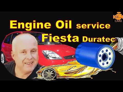 Ford Fiesta Oil Service | Fiesta Oil Type | Ford Fiesta Oil change