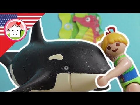 Thumbnail: Playmobil film Lena Sits Her Swimming Test - The Hauser Family