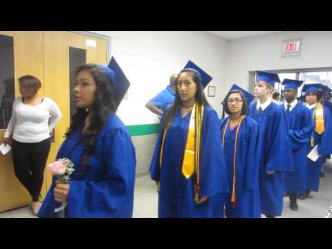 South Lakes High School Graduation: The class of 2012 comes in