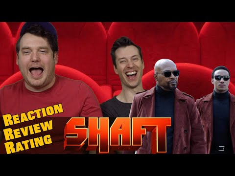 Shaft – Red Band Trailer Reaction / Review / Rating
