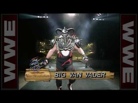 Big Van Vader debuts 1990 great american bash