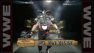 Big Van Vader debuts 1990 great american bash.