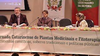 Começa 8ª Jornada Catarinense de Plantas Medicinais e Fitoterapia