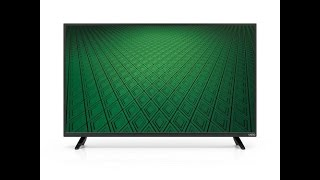 VIZIO D39hn-D0 D-Class 39 inch Class Full-Array LED TV (Certified Refurbished) Review