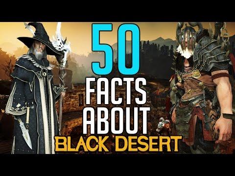 Black Desert Online: 50 Facts About BDO