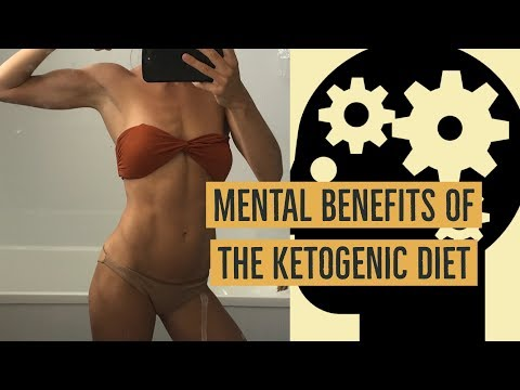ARE THE MENTAL BENEFITS BETTER THAN THE PHYSICAL? //KETOGENIC DIET
