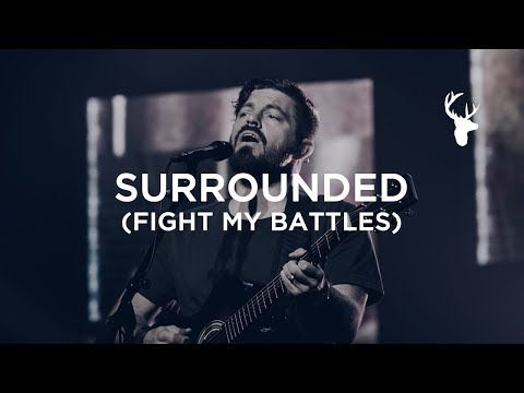 Surrounded (Fight My Battles) - Josh Baldwin | Bethel Worship